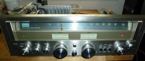 Sansui G-401 Stereo Receiver