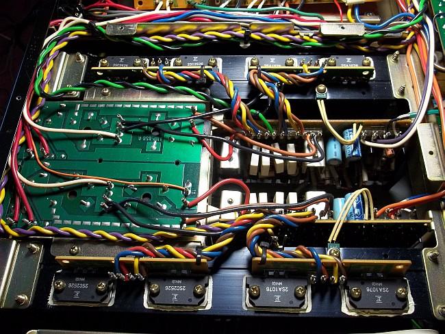 Pioneer Amplifier Repairs